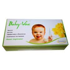 <b>Аспиратор Baby</b>-<b>Vac назальный</b> для детей | Отзывы покупателей