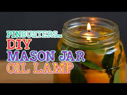 let s make mason jar oil lamps do they work