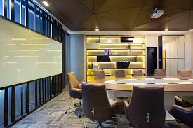 chic office design. 5 Stylish Office Discussion Concept Chic Design