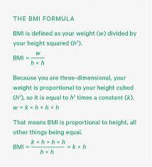 Body Mass Index Miscalculation Cosmos