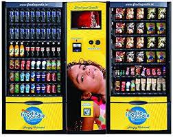 Snacks Vending Machine Mesmerizing Automatic Snacks Vending Machine Satellite Model With Double Cabin