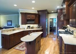 cabinet handles for dark wood. Beeindruckend Oil Rubbed Bronze Kitchen Cabinet Handles Cabinets Traditional Dark Wood Cherry Color 003 S3938119 Island Plate Rack For N