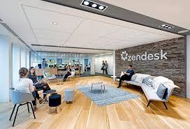 wood floor office. Zendesk Offices - London 2 Wood Floor Office