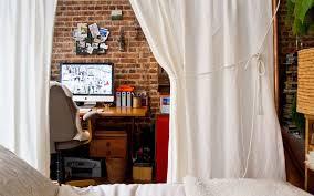 tiny unique desk. 300 Square Feet Apartment Curtains Tiny Unique Desk O