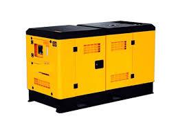 400V Electric General Diesel Generator Home Portable 15kw Super