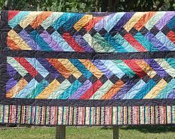Braided quilt | Etsy & Braided quilt Adamdwight.com