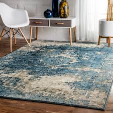 7 x 11 area rugs beautiful traditional vintage inspired overdyed distressed fancy