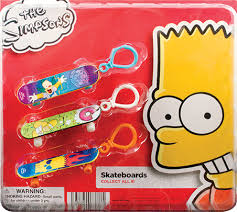 Simpsons Vending Machine Mesmerizing Buy The Simpsons Backpack Skateboards Vending Capsules Vending