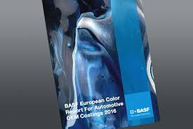 Basf Color Report Analyzes 2016 Color Distribution In The