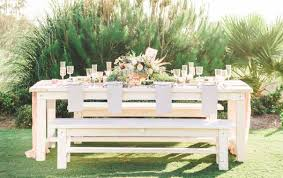 whitewash outdoor furniture. Beautiful Whitewashed Picnic Tables For Rent With Large Matching White  Benches. Photography By Meghan Elise Whitewash Outdoor Furniture