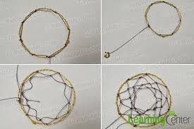 Easy Homemade Dream Catchers Delectable How To Make A Simple Craft Dream Catcher By Yourself Pandahall
