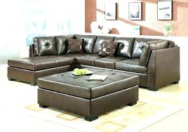 sectional with chaise and ottoman lidia 82 fabric 2 pc chaise sectional sofa with storage