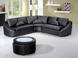 black leather sectional sofa office chairs black leather sofa office