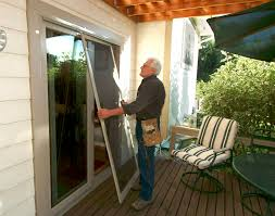 tips on removing the sliding screen door house design