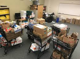 njhs our bulldogs collected over 1900 pounds of food for the holly springs food cupboard
