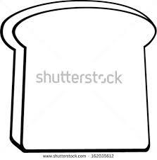 slice of bread template. Contemporary Template Slice Of Bread Stock With Slice Of Bread Template