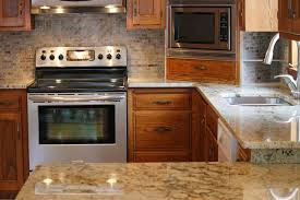 Granite With Backsplash Remodelling