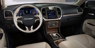 2018 chrysler 300 front dashboard interior