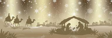 Image result for free images of the manger scene