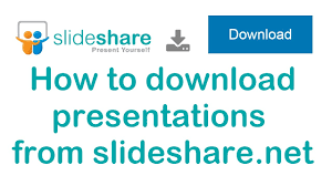 slede share how to download from slideshare net website youtube