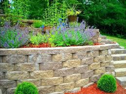 decorative garden wall blocks decorative concrete