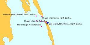 Oregon Inlet Tide Chart