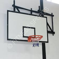 indoor wall basketball hoop folding basketball system best indoor wall mount basketball hoop