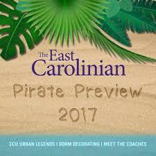 Ecu Pirate Preview 2017 By Pirate Media 1 Issuu