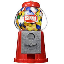 Vending Machine Bank Fascinating Denny International Dubble Bubble Red Gumball Gum Vending Machine