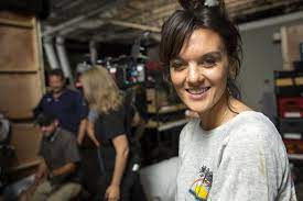 Why Frankie Shaw Set Up Home Base In Boston For Season 2 Filming Of 'SMILF'  | The ARTery