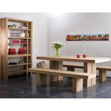 double dining table solid wood furnituredining room