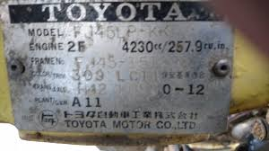 Toyota Trim Code Chart Trim Code Post Up What You Have Ih8mud Forum
