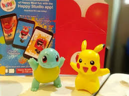 pokémon happy meal toys are ing to mcdonald s singapore from november 15