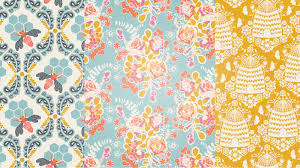 Textile Patterns Delectable Design Surface Patterns From Scratch With Bonnie Christine