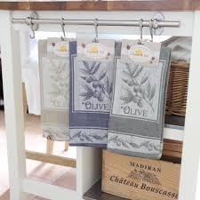 kitchen towel olive green 50 x 70 cm oliv grön kökshanduk