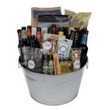 106 00 mive bucket of cheer gift basket 1 left
