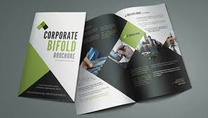 Fold Flyer 21 Free Psd Bi Fold Brochure Mockups Freecreatives