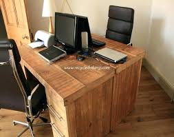 reclaimed wood office desk wood desks for office recycled wood desk desks for office f reclaimed