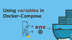 using variables in docker pose dev