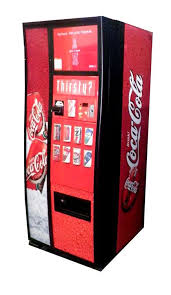 Dixie Narco Vending Machines Enchanting Dixie Narco Coca Cola Marketplace Multi Price Accepts Coins Accepts