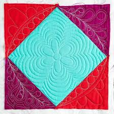 491 best Free motion quilting images on Pinterest | Tutorials, DIY ... & 13 Creative Ways to Fill a Square With Quilting Adamdwight.com