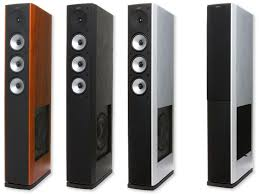 3 Way Floor Standing Speakers Ourcozycatcottage