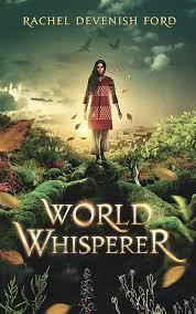 world whisperer book cover design sle