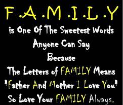 quotes about families | 30+ Great Family Quotes and Sayings ...