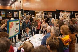 American Quilter's Society - Quilting Community: AQS News - AQS ... & Fifteen thousand in attendance are expected to converge on the Lancaster  area to enjoy four days of the best in international quilt and textile  artistry. Adamdwight.com