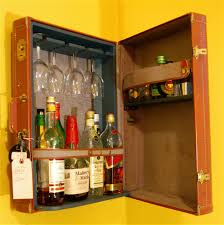 Living Room Bar Cabinet Liquor Cabinet With Lock Best Home Furniture Decoration