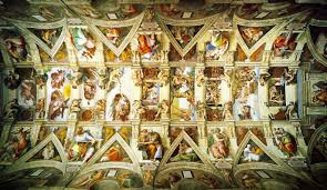 sistine chapel ceiling by michelangelo wallpaper 3 catholic