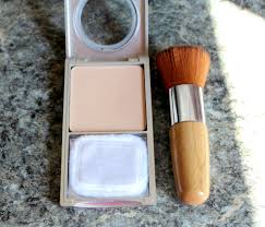 honey bee gardens pressed mineral powder foundation