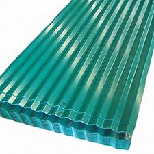 galvanised corrugated iron roofing sheets