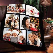 Collage Photo Throw Blanket